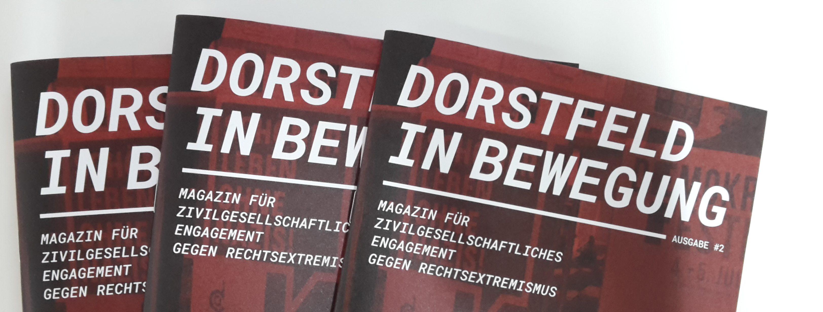 Zweite Ausgabe von »Dorstfeld in Bewegung« veröffentlicht